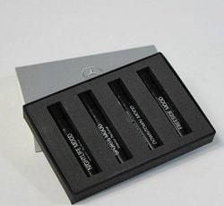 Набор пробников из четырех ароматов для автомобилей Mercedes с опцией Air Balance