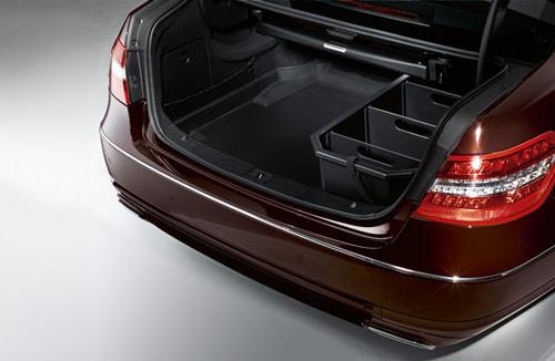 Поддон в багажник для Мерседес E class W212