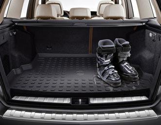 Поддон для багажника низкий борт Мерседес GLK class X204