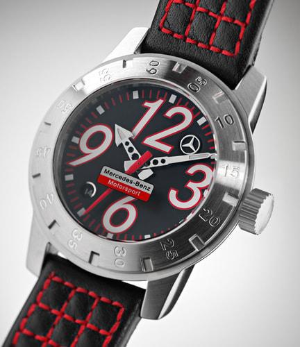 Оригинальные часы Mercedes - tuning-partsru