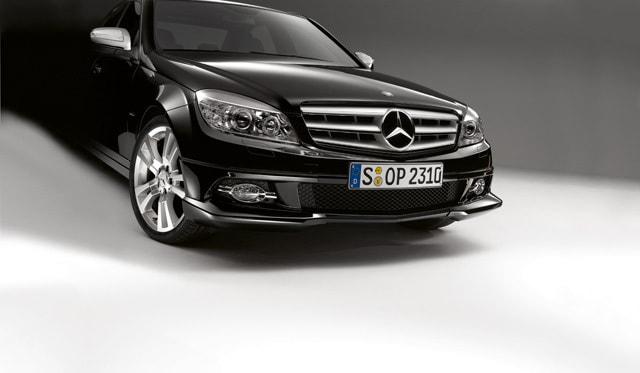 Стайлинг пакет для Mercedes C class W204