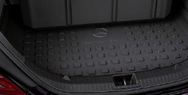 Поддон в багажник для Mercedes CLA class X117