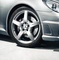 AMG Колесный диск Мерседес CLK class W209 R18