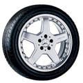 AMG Колесный диск Мерседес CLK class W208 R18