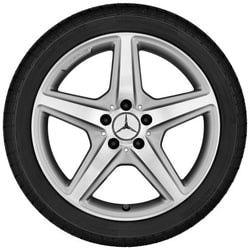 AMG Колесный диск Мерседес CLS class W218 R18