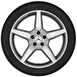 AMG Колесный диск Мерседес CLS class W218 R19