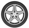 AMG Колесный диск Мерседес CLS class W219 R18