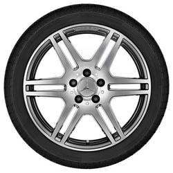 AMG Колесный диск Мерседес E class W207 R18