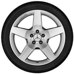 AMG Колесный диск Мерседес ML class W166 R19