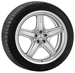 AMG Колесный диск Мерседес GL class X164 R21
