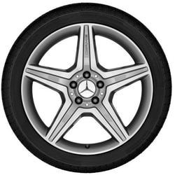 AMG Колесный диск Мерседес S class W221 R19