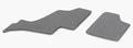 Коврики салона GL класс W164 для 3-го ряд велюровые серые