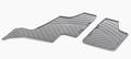 Коврики салона GL класс W164 для 3-го ряд резиновые серые