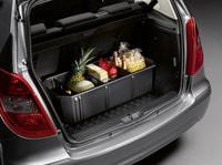 Поддон для багажника, низкий борт Мерседес А класс W169