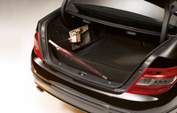 Багажная сетка, боковая для Мерседес C Class W204