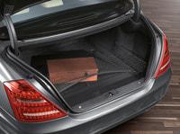 Багажная сетка, напольная для Мерседес CL Class С216
