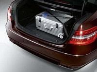 Ремень для фиксации груза в багажнике Мерседес E class C207