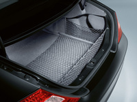 Сетка напольная в багажника для Мерседес E class W211