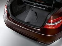 Ковер багажника двусторонний Мерседес E class W212