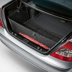 Сетка боковая в багажник Мерседес E class W212