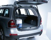 Коврик с противоскользящим покрытием, короткий в багажник для Мерседес GL class X164