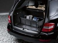 Поддон для багажника низкий борт Мерседес M class W164