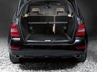 Разделительная сетка в багажник для Мерседес M class W164