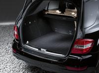 Коврик в багажник для Мерседес M class W164