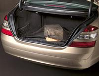 Багажная сетка напольная для Мерседес S class W221