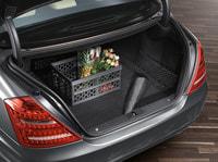 Коврик для багажника Мерседес S class W221