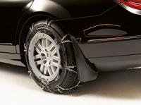 Брызговики задние Мерседес С класс купе C204