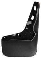 Брызговики передние Мерседес ML W166 без подножки
