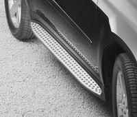 Пороги для Мерседес GL X164