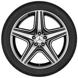 Диски Мерседес AMG GL X166 R20