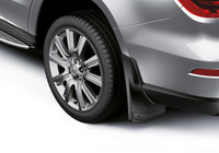 Брызговики передние Мерседес GL X166