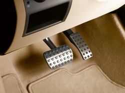 Накладки на педали для Мерседес ML W166