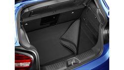 Двухсторонний коврик в багажник Mercedes A class W176