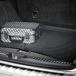 Багажная сетка на заднее сиденье в багажник Mercedes A class W176