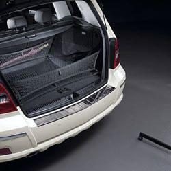 Багажная сетка на пол багажного отделения Mercedes CLA C117