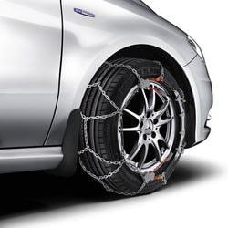 Брызговики передние для Mercedes CLA C117