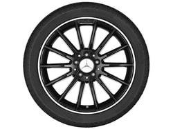 Диски AMG для Mercedes B class W246 R18