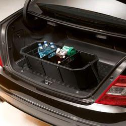 Поддон для багажника, низкий борт для Мерседес C Class W204