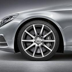 Диски AMG для Mercedes S class W222 R19