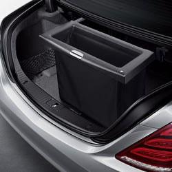 Вещевой ящик Mercedes S-class W222