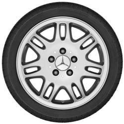 Диски Mercedes Viano W639 R16