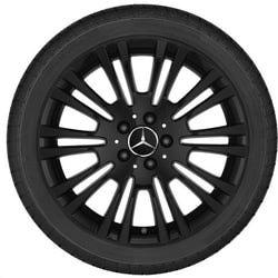 Диски Mercedes Viano W639 R18