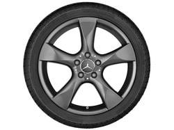 Колесный диск Mercedes SLK class R172 R18