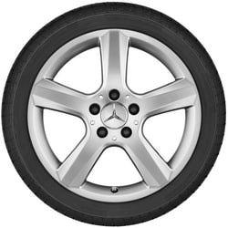 Колесный диск Mercedes SLK class R172 R16