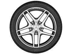 AMG Колесный диск Мерседес E class W212 R18