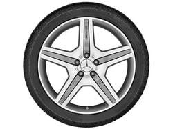 AMG Колесный диск Мерседес ML class W166 R20